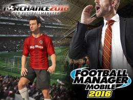 Neue Alternativen: Der Football Manager 2016 sowie Torchance 2016.