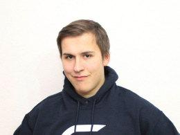 Von SK Gaming zu Playing Ducks: Torben 'Eraser' Malchow.