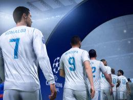 FIFA 19: Champions League und Gameplay-Änderungen.