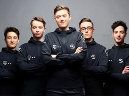 Das ist das neue League of Legends-Team von SK Gaming.