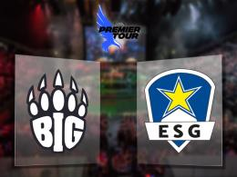 Das Finale der Premier Tour in Hamburg: Euronics Gaming vs. BIG.
