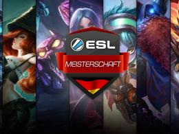 So lief der achte Spieltag der ESLM-Wintersaison 2017 in League of Legends.