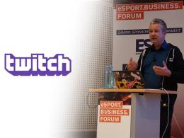 Burkhard Leimbrock ist Commercial Director Europe bei Twitch.