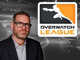 Der Overwatch eSport Global Director Nate Nanzer kommentiert die Overwatch League.