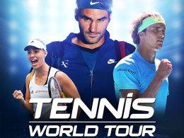 Entwickler Breakpoint hat den Release der Simulation Tennis World Tour verkündet.