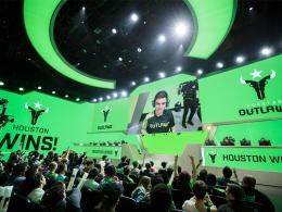 Houston Outlaws schafften es in die Playoffs der Overwatch League.