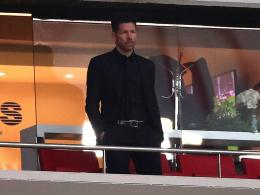 Diego Simeone, Atletico-Trainer