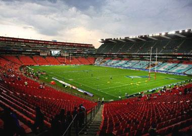WM-Stadion in Johannesburg