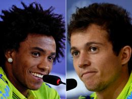 Willian und Bernard