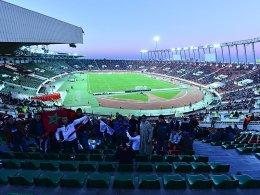 Stadion Moulay Abdallah in Rabat
