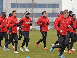 Training in Augsburg