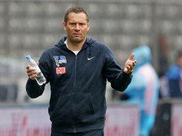 Hertha-Coach Pal Dardai
