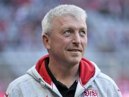 Neu in Hoffenheim: Co-Trainer Armin Reutershahn.