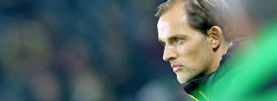 BVB-Trainer Thomas Tuchel