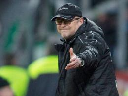 Thomas Schaaf, Trainer Hannover 96