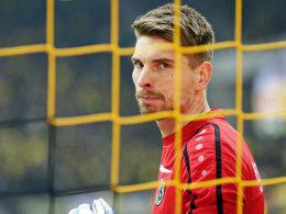 Hannovers Torwart Ron-Robert Zieler