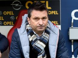 Mainz-05-Manager Christian Heidel.