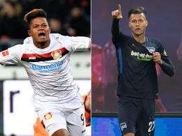 Leon Bailey, Davie Selke