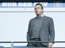 Klubboss Heribert Bruchhagen