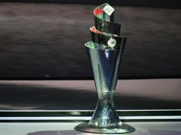 Nations-League-Pokal