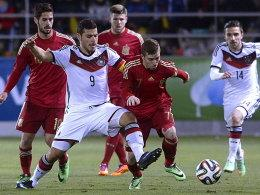 Kevin Volland (Mitte)