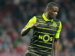 Auch er will Sporting verlassen: William Carvalho.