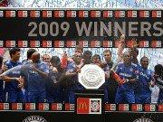 Chelsea mit dem Community Shield