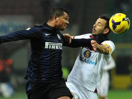 Freddy Guarin gegen Antonino Dai