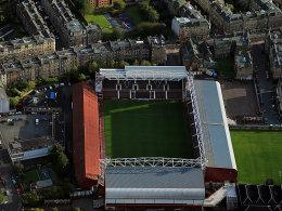 Tynecastle Stadium, Edinburgh