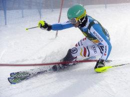 Felix Neureuther in Levi