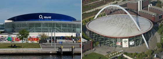 O2 World / Lanxess Arena