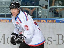 Shooting Star der Ice Tigers: Yasin Ehliz.
