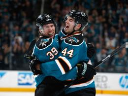 Logan Couture & Marc-Edouard Vlasic