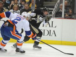 Mark Streit & Sidney Crosby