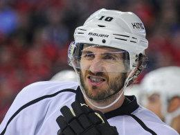 Neu bei den Washington Capitals: Mike Richards.