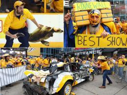 Catfish, Smash Car, Rinne Wall