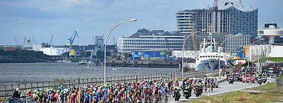 Cyclassics in Hamburg