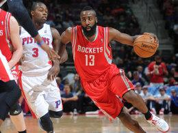 Harden (Houston Rockets)