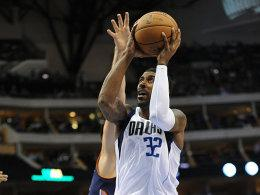 O.J. Mayo (Dallas Mavericks)