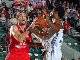 Tim Ohlbrecht (l., Rio Grande Valley Vipers)