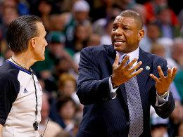 From East Coast to West Coast: Doc Rivers wechselt nach Los Angeles.
