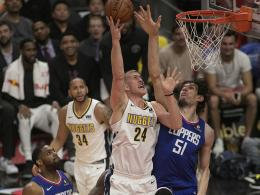 Mason Plumlee in Aktion