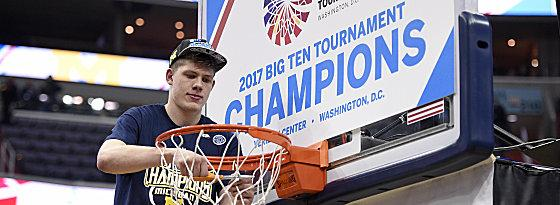 Big-Ten-Champion Wagner