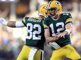 Aaron Rodgers und Richard Rodgers