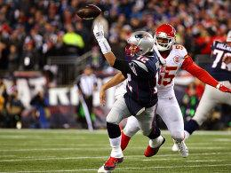 Tom Brady gegen Dee Ford (Chiefs)