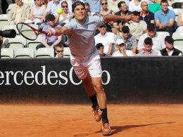 Tommy Haas in Stuttgart