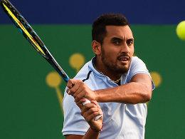 Der Bad Boy der Tennisszene: Nick Kyrgios.