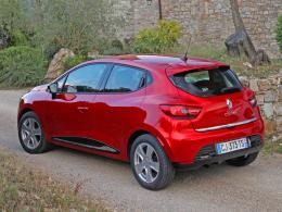 Renault Clio Heck