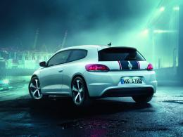 VW Scirocco GTS Heck