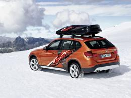 BMW X1 Edition Power Ride